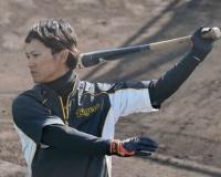 戦力外通告の阪神・上本、一軍最終戦の出場を辞退 鳴尾浜で最後の練習