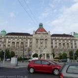 『ハンガリー旅行記5 ブダペストで宿泊したホテル「ダヌビウス ホテル ゲッレールト(Danubius Hotel Gellert, Budapest)」』の画像