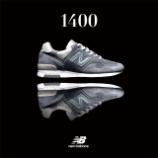 『10/2(土)10:00 A.M. 販売開始。New Balance「M1400」オリジナルカラーのスティールブルーが』の画像