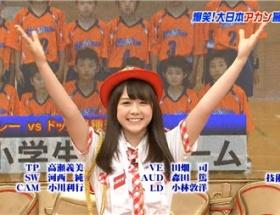 【アカン警察】HKT48村重杏奈、盛大にスベる でもカワイイは正義ww