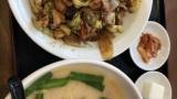ワイが今中華料理屋で食べてる回鍋飯とラーメンのセットにいくら出せる?(※画像あり)