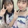 【速報】 大盛真歩cとチーム8新メンバーの集合写真が坂道を超えたと話題に!!!