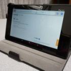 『英語の勉強に便利なタブレット【Nexus7 (2013)】用にケースを買いました』の画像
