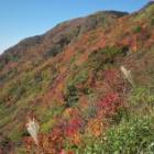 『三瓶山紅葉 Oct. 31, 2017』の画像