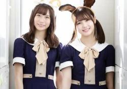ぎこちないのもたまらん! 伊藤理々杏×掛橋沙耶香のぐうかわ2ショット!!!!!