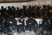 メキシコ麻薬組織△「国民のため」と主張-セタスのメンバー35人殺害犯行声明