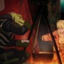 「ドロヘドロ」第2話感想 画像 魔法使いの流儀は残虐と食で語れ。どいつもこいつも個性が強い!!