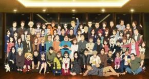 【SHIROBAKO】第24話 感想 本当にアニメは、人類を繋ぐ最高の文化だ!【最終回】