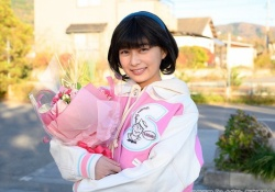 【乃木坂46】鈴木絢音、クランクアップ!笑顔が素敵www