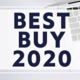 『2020年、個人的に買えてよかったと思った銘柄とは。』の画像