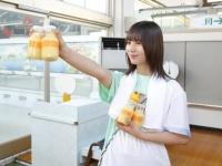 【日向坂46】フルーツ牛乳飲む人ー!?