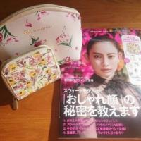 sweetのJILL by JILLSTUART 花柄ポーチ&財布が人気♡【雑誌付録】1月前半まとめ