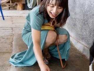 【画像】えみつん、サービスショット公開www