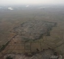 ミャンマー軍によるロヒンギャ集落の更地化が確認される。存在自体を抹消か。