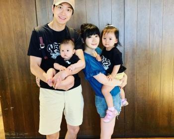 卓球・福原愛の家族写真が話題に(画像あり)