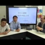 『【下町塾長会議】002、公開しました』の画像