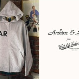 『Archive & Style for WILD LIFE TAILOR『ARMY Zip Hoody MOD』RELEASE』の画像