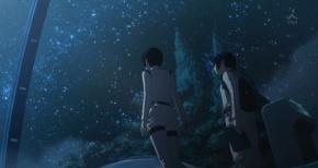 【シドニアの騎士 第九惑星戦役】第9話 感想 男女が外泊したら何か起こる…?