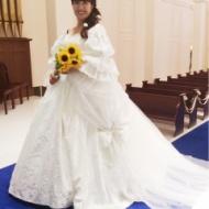 闘病中の北斗晶、20年ぶりウェディングドレス!夢かない感謝[画像あり] アイドルファンマスター