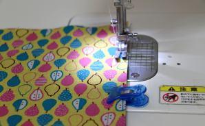 巾着トートの製作過程を公開
