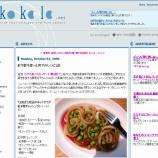 『NYのオンライン・マガジン kokokala.net 新しい記事が掲載されました』の画像