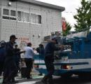【修羅】博多郵便局にご丁寧に「TNT」と書かれたダンボールが持ち込まれる。一時100名が避難。