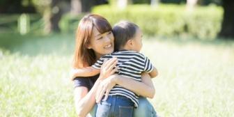 1歳8ヶ月の息子はママ大好きでパパ嫌いだけど、可愛いw