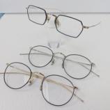 『近日入荷!Mr.Gentleman Eyewear 』の画像