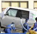 接触事故があった車で昼寝していると死ぬ