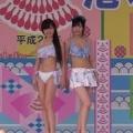 【動画】アイドル水着ファッションショー 博多どんたく港祭り2016