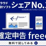 『確定申告をスムーズに行うために準備・確認しておきたい5つのポイントと素人でも使えるクラウド会計ソフト「freee」とは?』の画像