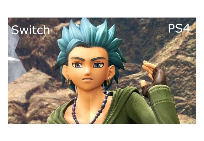 【PS4/Switch】ドラクエ11の比較動画が公開!