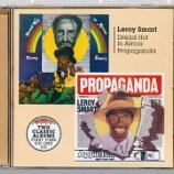 『Leroy Smart「Dread Hot In Africa / Propaganda」』の画像