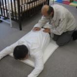 『小田手技治療院さんの手技を体験しながら今後の方向性について意見交換!』の画像