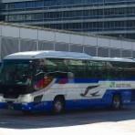 バスの中の人の乗りもの記録