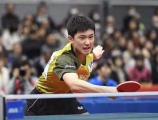 卓球・張本智和さん、コロナで「チョレイ」自粛させられ気合いが入らず敗退