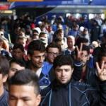 ドイツで移民の犯罪が急増中 3ヶ月で6万9000件も