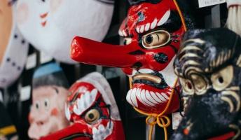 【昭和の怪奇事件】オフィス街に日本刀を持った「天狗」が現れる!