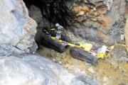 秀吉(歴史人物の方)の埋蔵金、伝説では4億両超 多田銀銅山に探査ロボ