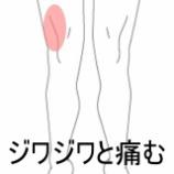 『膝の外側の痛み・違和感の症例報告 室蘭登別すのさき鍼灸整骨院』の画像