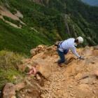 『日本百名山 赤岳へ☆その3 山頂へ』の画像