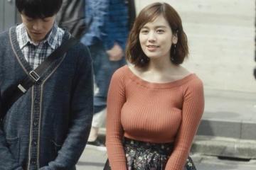 筧美和子ちゃん、Eカップ(自称)