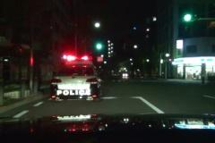 無灯火で走ってる車を見るけど、あれ何なの?