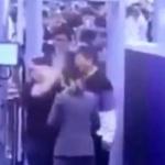 【動画】韓国人観光客がタイの空港で安全検査中に突然、手でX印を作り、職員に暴行! [海外]