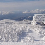 『いつか行きたい日本の名所 山形蔵王温泉スキー場 蔵王樹氷群』の画像