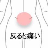『洗濯物を取ろうとして痛めた腰 室蘭登別すのさき鍼灸整骨院 症例報告』の画像