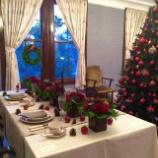 『【Salon de Angela様】~クリスマスのおもてなし~(藤田記念庭園洋館2階)』の画像
