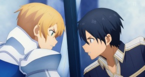 【SAO アリシゼーション】第21話 感想 新米整合騎士の初仕事【ソードアート・オンライン】
