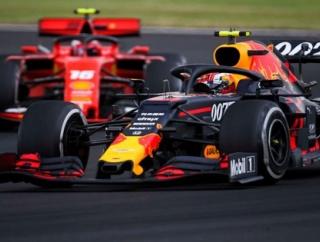 吹付けホイール 2019年F1の技術トレンド・トップ5