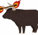 【野蛮】生きてる牛に火を付けて楽しむお祭りがスペインで開催され動物虐待だと避難殺到